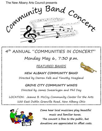 Bill- 2013 Community Concert